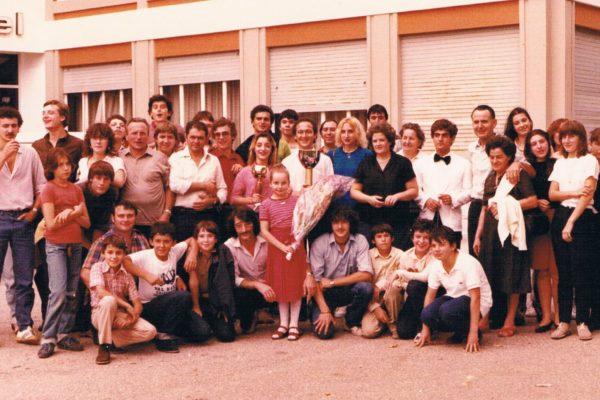 1981 - La Banda di Salso a Vasto