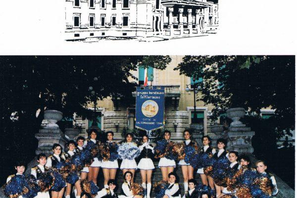 1986 - Depliant pubblicitario delle Majorettes di Salsomaggiore Terme.jpg