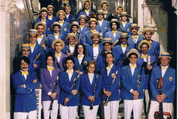 1998 - La Banda di Salso alle Terme Berzieri