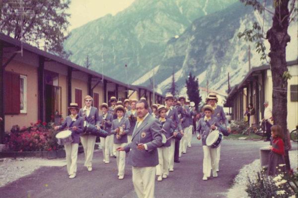 Trasferta a Trento, dirige il Maestro Nino Fardenzi